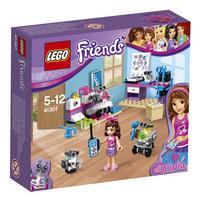 LEGO Friends 41307 Le labo créatif d'Olivia