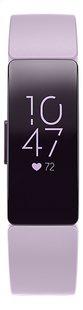 Fitbit capteur d'activité Inspire HR lilas-Avant