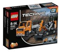 LEGO Technic 42060 L'équipe de réparation routière