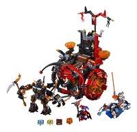 LEGO Nexo Knights 70316 Le char maléfique de Jestro-Avant