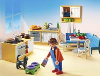 Playmobil Dollhouse 5336 Keuken met zithoek-Afbeelding 1