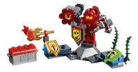 LEGO Nexo Knights 70331 Macy, l'ultime chevalier-Avant