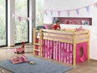 Speelgordijn Pino eenhoorn roze-Afbeelding 4