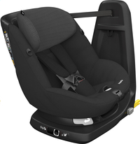 Maxi-Cosi Autostoel AxissFix Groep i-Size black raven-Vooraanzicht