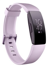 Fitbit capteur d'activité Inspire HR lilas-Côté gauche