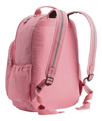 Kipling rugzak Seoul Go Pink Flash-Achteraanzicht