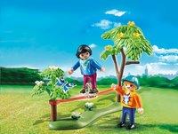 Playmobil Easter 6839 Kinderen met slackline-Afbeelding 1