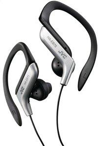 JVC oortelefoon HA-EB75-B-E Clip Sport zilver