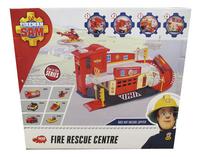 Dickie Toys set Sam le pompier Fire Rescue Centre-Arrière