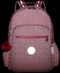 Kipling sac à dos Seoul Go Pink Flash Light