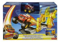 Fisher-Price set de jeu Blaze et les Monster Machines Light & Launch Hyper Loop
