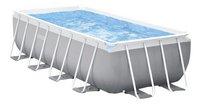 Intex piscine Prism Frame Pool 4,88 x 2,44 m-Côté droit