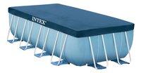 Intex bâche d'hiver L 4,0 x Lg 2,0 m-Côté droit