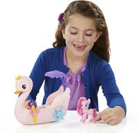 Mon Petit Poney set de jeu Explore Equestria Bateau-cygne-Image 2