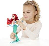 Disney Princess poupée mannequin  Ariel ballet aquatique-Image 2