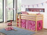 Speelgordijn Pino eenhoorn roze-Afbeelding 3