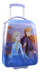 Valise rigide Disney La Reine des Neiges II Anna & Elsa 47 cm-Côté gauche
