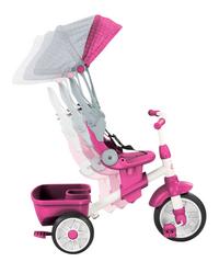Little Tikes tricycle 4 en 1 Perfect Fit rose-Détail de l'article