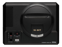 SEGA console Mega Drive Mini-Vooraanzicht