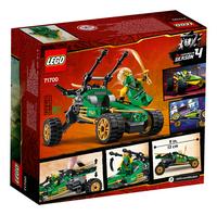 LEGO Ninjago 71700 Le buggy de la jungle-Arrière