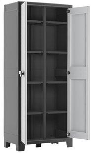 Kis armoire en matière synthétique Titan Multispace H 182 cm