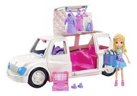 Polly Pocket limousine luxueuse-commercieel beeld