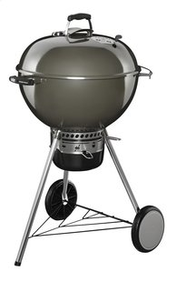 Weber Houtskoolbarbecue Master-Touch GBS system edition 57 cm smoke grey-Vooraanzicht