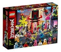 LEGO Ninjago 71708 Le marché des joueurs-Côté gauche