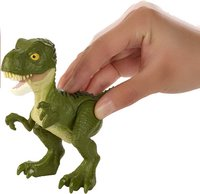 Jurassic World figuur Hatch 'n Play Dinos Tyrannosaurus Rex groen-Artikeldetail