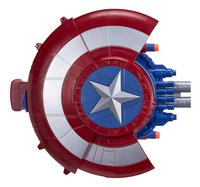 Nerf Captain America: Civil War blaster reveal schild-Vooraanzicht