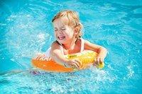 Bouée Swimtrainer Classic orange-Image 1