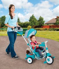 Little Tikes driewieler 4-in-1 Perfect Fit blauw-Afbeelding 2