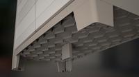 Kis Kunststof berging Gulliver Multispace H 182 cm beige-Artikeldetail