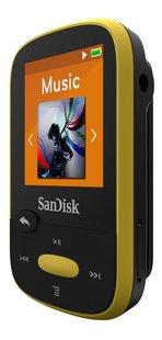 SanDisk mp3-speler Clip Sports 4 GB geel-Rechterzijde