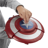 Nerf Captain America: Civil War blaster reveal schild-Afbeelding 1