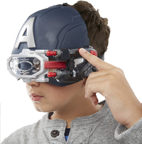 Captain America: Civil War Casque à vision longue portée-Image 1