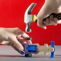 Stanley Jr. 2 kits de construction + outils-Image 2