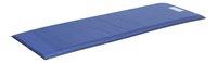 Nordic Master Zelfopblazende luchtmatras voor 1 persoon blauw 6 cm