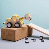 Stanley Jr. kit de construction Bulldozer-Image 2