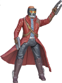 Figuurtje Guardians of the Galaxy Peter Quill-Vooraanzicht