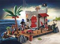 Playmobil Pirates 6146 SuperSet Pirateneiland-Afbeelding 1