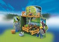 Playmobil Country 6158 Speelbox Leven in het bos-Vooraanzicht