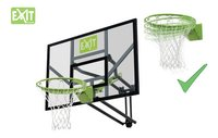 EXIT Basketbalbord Galaxy Wall-Mount-Rechterzijde