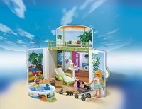Playmobil Summer Fun 6159 Speelbox Zonneterras-Afbeelding 1