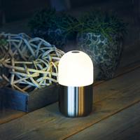 Smooz lampe de table Bean inox-Image 1