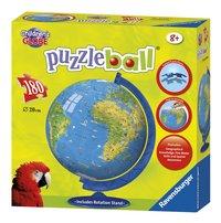 Ravensburger puzzleball Kinderwereldbol ENG