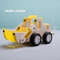 Stanley Jr. kit de construction Bulldozer-Détail de l'article
