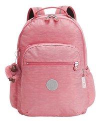 Kipling sac à dos Seoul Go Pink Flash-Avant