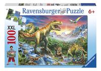 Ravensburger puzzle XXL Dinosaures-Avant