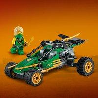LEGO Ninjago 71700 Le buggy de la jungle-Image 1